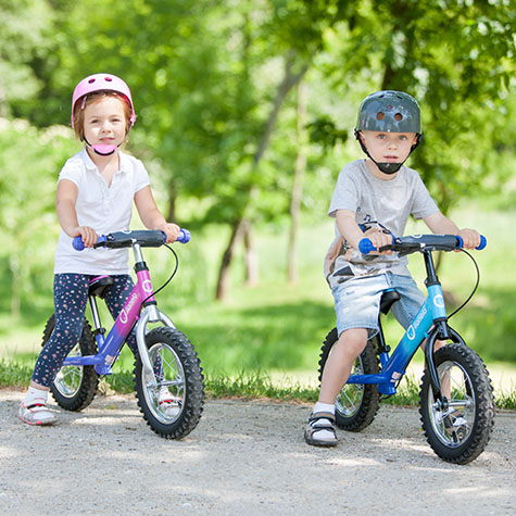 rowerek biegowy lionelo dan